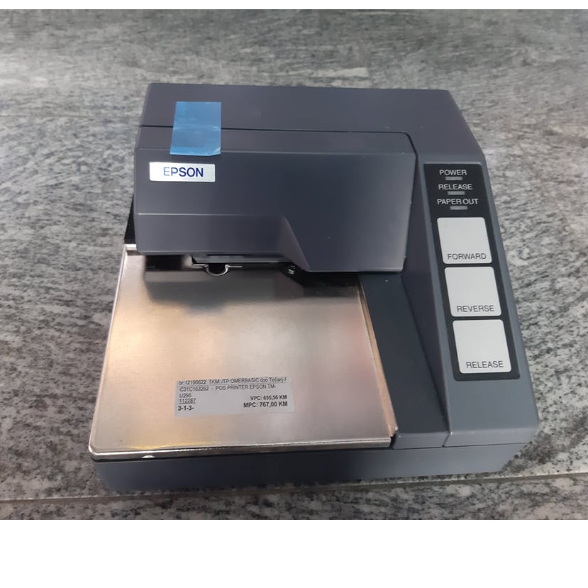 POS PRINTER EPSON TM-U295
